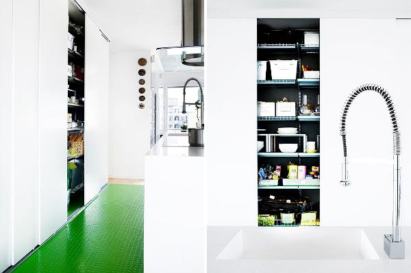 Scandinavian Kitchens