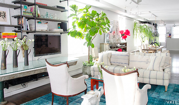 Taylor Tomasi Hill's New York Apartment